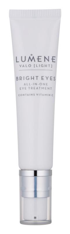 Lumene Valo [Light] crema iluminadora para contorno de ojos con vitamina C